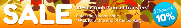 FALL SALE | 10% Rabatt