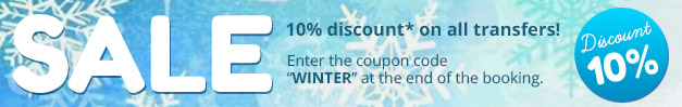 WINTER SALE | 10% Rabatt